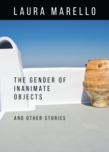 The Gender of Inanimate Objects And Other Stories, published by Tailwinds Press, released August 15, 2015,  is available for purchase at online booksellers: amazon, Barnes and Noble, Tower books, Strand Books and other online booksellers